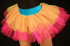1980's-Retro-Carnival-Roller Derby-Dance-Hen Night-NEON TUTU-Kids/Adult Sizes