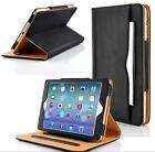 New Soft Leather Wallet Smart Case Cover Sleep/Wake Stand for APPLE iPad AIR 2