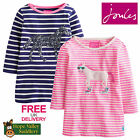 Joules Junior Girls Ava Jersey Top (S) **BNWT** **FREE UK SHIPPING**