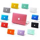 Assorted Colors Smart Hard Shell Case Cover for Computer MacBook Protective Skin