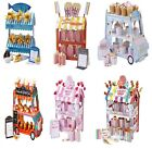 Fish and Chips Hot Dog Popcorn Ice Cream Gourmet Sweets Food Stands Stalls