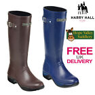 Harry Hall Windermere Wellies Wellys Wellingtons **FREE UK SHIPPING**