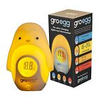Grobag Gro Egg Baby Digital Nursery Thermometer with Percy the Penguin Egg Shell