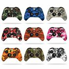 Microsoft Xbox One Controller Skin - Camouflage - Sticker Wrap Games Art Live