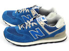 New Balance ML574VTR D Blue & Grey & White Retro Lifestyle Classic Casual NB