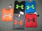 UNDER ARMOUR Boy's BIG LOGO COLD GEAR Sweatshirt,5Colors100% Polystr,MSRP-$34.99