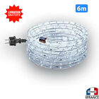 Guirlande Corde Rampe A Leds Lampe Blanche 6m Pour Camion Magasin Stand Pas Cher