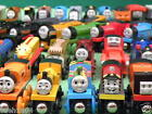 SALE WOODEN LOTS of individual THOMAS WOODEN TRAINS comp.ELC BRIO Lots of Choice