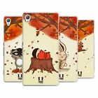 HEAD CASE AUTUMN CRITTERS SILICONE GEL CASE FOR SONY XPERIA Z3