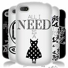HEAD CASE FASHIONISTA TALK SILICONE GEL CASE FOR BLACKBERRY Q10