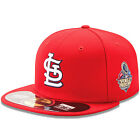 Official 2013 MLB World Series St Louis Cardinals New Era 59FIFTY Fitted Hat