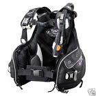 TUSA Selene 11 weight integrated buoyancy compensator  ladies BCD 9300 scuba XSM