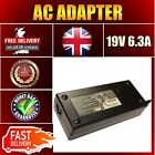 19v 6.3a 120w 5.5 x 2.5mm Laptop Power Supply AC Adapter Charger for
