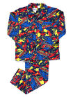 Mens AFL Licensed Flannel 2pc PYJAMAS Pjs ADELAIDE CROWS Sz S M L XL