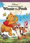 The Many Adventures of Winnie the Pooh Sebastian Cabot [DVD]{TRAILER INSIDE} DNY