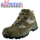 Wyre Valley Mens Snowdon Waterproof Leather Outdoor Hiking Boots Grn *AUTHENTIC*