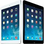 Apple iPad Air 1st Gen 16GB WiFi Retina Gray / Black or White / Silver New other
