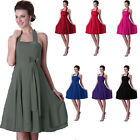 Clearance FAST Homecoming Ball Gown Short Cocktail Prom Bridesmaid Party Dresses