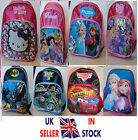 NEW HELLO KITTY,FROZEN,DISNEY PRINCESS,CARS,TOY STORY 3,LITTLE PONYBACKPACKS