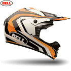 Bell MX SX-1 Adult motocross enduro quad Helmet storm orange