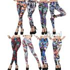 Women Lady Leggings Pants Trousers Stretch Stylish Slim Fit Warm
