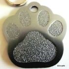 Deeply Engraved Pet Id S/M/L Dog Puppy Cat Collar Name Disc Disk Tags Post Free!