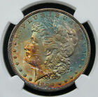 1881 s 90% Silver Morgan Dollar $1 San Francisco NGC MS 67 Brilliant MEGA GEM