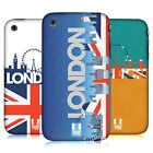 HEAD CASE DESIGNS LONDON CITYSCAPE HARD BACK CASE FOR APPLE iPHONE 3GS