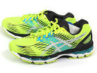 Asics GEL-Nimbus 17 Safety Yellow/White-Atomic Blue Expert Running T507N-0401