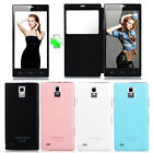 "5.5"" 3G Unlocked Android AT&T T-mobile Cell Phone Smartphone Straight Talk USA"