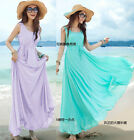 New Summer Sexy Lady BOHO Long Maxi Cocktail Party Dress 3 colors plus size hot