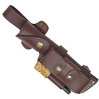 TBS LEATHER Multi Carry Knife Sheath DC4/Firesteel Model - Choice - colour/hand