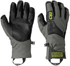 OUTDOOR RESEARCH MENS LODESTAR LIGHTWEIGHT BREATHEABLE GLOVES - GREY (061663)