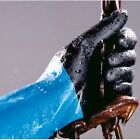 """MAPA StanZoil 12"""" Knit Lined Neoprene Coated Chemical Resistant Gloves Pair"""