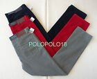 New Polo Ralph Lauren 5 Pocket 650 Corduroy Pants Jeans Straight 32 33 35 38