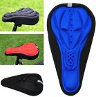2015 Cycling Road Bike Bicycle Soft Silicone Pad Saddle Seat Cover Cushion LJ