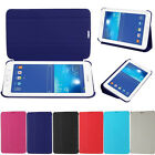 Slim 3-Fold PU Leather Case Cover Stand For Samsung Galaxy Tab 3 Lite 7 T110 7.0