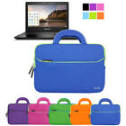 """Briefcase Sleeve Cover Handle Tote Case For Hisense C11 Chromebook 11.6"""" Laptop"""