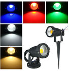 COB LED Landscape Garden Wall Yard Path Pond Flood Spot Light Outdoor 6W 9W 12W