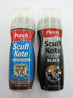 Punch Scuff Kote 75ml Available in Brown or Black Style PUNSCUFF