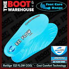 ReAlign EZI FLOW COOL Insoles.  Innersoles For Work Boots & Shoes. COOL COMFORT!