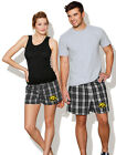 Iowa Hawkeye Boxer Shorts Boxers for Men Ladies Women GREAT SLEEP SHORT PAJAMAS