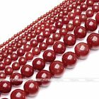 2mm,3mm,4mm,5mm,6mm,9mm,11mm Red Natural Coral Gemstone Loose Round Spacer Beads
