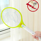 LED Electronic Handheld Mosquito control Bug Zapper Fly Swatter insects killer