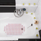 57155 Safety Non Slip Bath Shower Bathroom Bathmat Mat Floor PVC Anti Fall