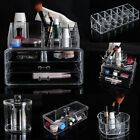 Acrylic Clear Make Up Organizer Cosmetic Display Jewelry Storage Holder Case Box