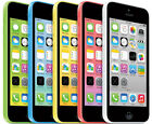 Apple iPhone 5c 8GB 16GB 32GB Verizon + GSM Unlocked Smartphone White Blue Pink