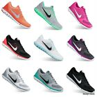 Nike Flex Run 2015 Women's Running Shoes Sneakers NEW!!! Black and White!