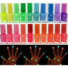 2015 Hotsell 20 Colors Glow In The Dark Fluorescent Nail Art Polish Enamel