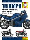 Triumph Speed Triple 955i Special Edition (EFI) 2004 Haynes manual $30.66 USD